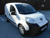 (13) 2013 Peugeot Bipper 1.3HDi 75 Professional 1 YEARS MOT HAD VERY LIGHT USE