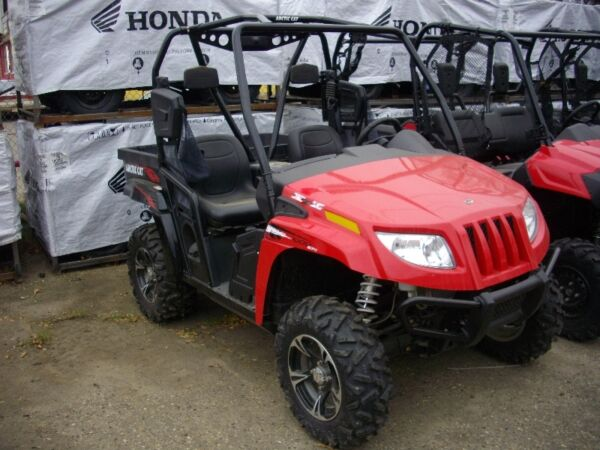 Used 2014 Arctic Cat 2014 Prowler 1000 XTZ