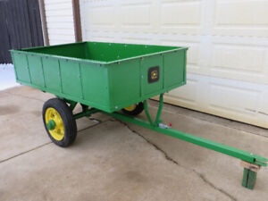 Utility Lawn & Garden Trailer - please see ad for detailed info