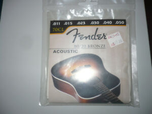 ACOUSTIC STRING