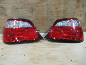 04-07 Subaru Impreza WRX STi Sedan Rear Kouki Tail Lights GDB