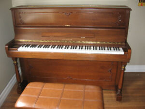 Samick piano for sale