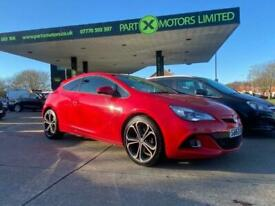 2014 Vauxhall Astra GTC 1.4T 16V Limited Edition (s/s) 3dr Coupe Petrol Manual