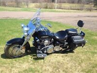 2002 Yamaha Road Star 1600