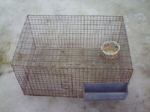 cage for rabbit and chicken for sale