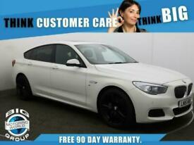 image for 2015 BMW 5 Series 520D M SPORT GRAN TURISMO Auto Hatchback Diesel Automatic