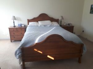 Solid Maple Bedroom Furniture for Sale