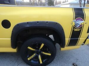 ''''''NEW'''''''----2002 TO 2015 DODGE FENDER FLARES""