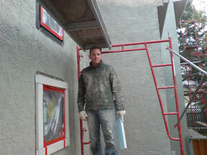 Stucco Application New or Old.....TRW Contacting ltd Cambridge Kitchener Area image 5