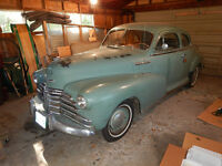 1948 Chevrolet Fleetmaster - Excellent shape, Safetied