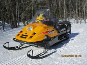 ski-doo tundra r