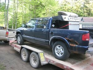 Parting out 2003  S10