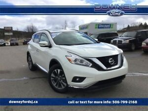 2017 Nissan Murano SVBACKUP CAMERA HEATED SEATS BLUETOOTH