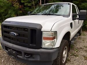 2008 Ford F-250 4x4  private sale