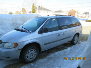 2007 Dodge Grand Caravan Fourgonnette, fourgon