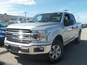 2018 Ford F-150 XLT 2.7L V6 300A