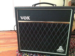 Vox Celestion Cambridge 15 tube amp