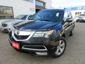 2013 Acura MDX Elite Pckg-CLEAN CAR!ONE OWNER!WARRANTY!$27,750