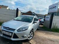 FORD FOCUS 1.6 TDCi 115 Zetec 5dr MOT 24/01/2022 , PART HISTORY 1 OWNER FROM NEW