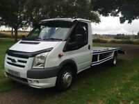 Ford transit recovery 90k full history