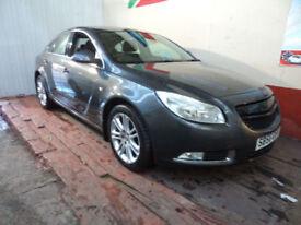 Vauxhall/Opel Insignia 1.8i 16v VVT 2009 Exclusive ZERO FINANCE AVAILABLE 3 MON