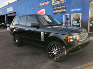2006 LAND ROVER RANGE ROVER SUPERCHARGED WESTMINISTER EDITION