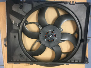 BMW COOLING FAN NEW! ORIGINAL!