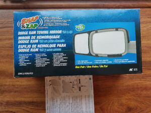 Truck Extension Trailer Mirrors