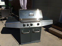 """26"""" BroilMate BBQ with New Tank"""