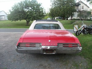 1971 Buick Le sabre Convertible Car Parts