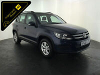 2011 61 VOLKSWAGEN TIGUAN S TDI 4MOTION 4WD 1 OWNER SERVICE HISTORY FINANCE PX