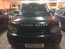 Land Rover Range Rover Sport 3.0 TDV6 HSE (black) 2010