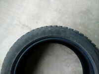 4 Blizzak DM-V1 (P245/50R20 102R) Used for 1 season
