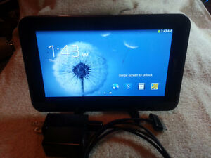 Galaxy 3 tablet