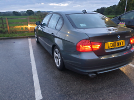 2010 BMW 320d E90 Efficient Dynamics