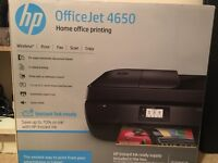 HP OfficeJet 4650 - Used Once
