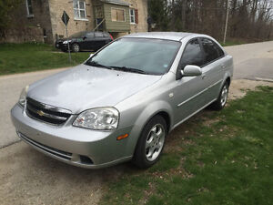 2005 Chevrolet Optra Sedan 148KM (SAFETIED AND ETESTED)