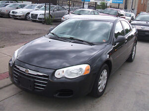 2004 Chrysler Sebring LX - Low Kms, Accident Free
