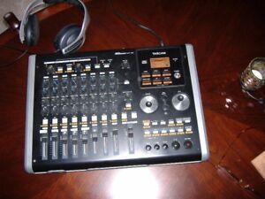 Digital recording studio