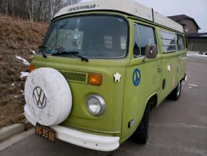 1979 Volkswagen Westfalia Type II / Camper Bus / Classic