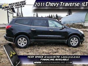 2011 Chevrolet Traverse 1LT   - $157.35 B/W