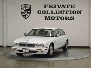 JAGUAR XJ8 VAN DEN PLAS 1998- VERSION LUXE  - EXCELLENT ETAT -