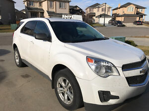 2012 AWD Chevrolet Equinox - with WINTER TIRES & tinted windows