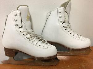 Jackson Classique size 3.5 girls figure skates
