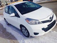 2014 Toyota Yaris LE Hatchback