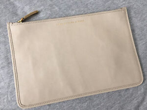BRAND NEW MARC BY MARC JACOBS WHITE ENVELOPE LEATHER CLUTCH