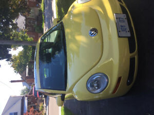Awesome VW Beetle for sale.   Loved for 10 years