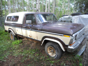 1978 Ford F150 4x4