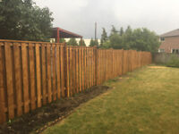FENCES AND DECK Building and Repair