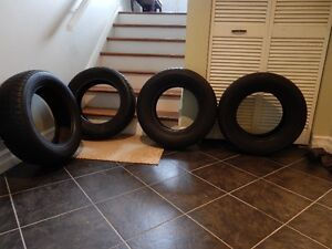 4 TIRES FOR SALE VARIOUS SIZES